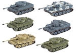 German Initial Production Sd. Kfz. 181 PzKpfw VI Tiger I Heavy Tank Series