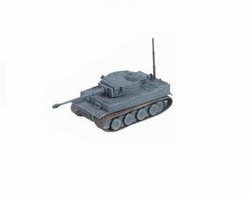 German Initial Production Sd. Kfz. 181 PzKpfw VI Tiger I Heavy Tank Series: Limited Edition German Initial Production PzKpfw VI Tiger I Heavy Tank with Snorkel Fording Pipe