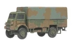 British Bedford QLT Troop Carrier, Royal Navy, 1944