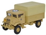 Canadian Military Pattern Truck - 41 Battery, 2nd New Zealand, North Africa, 1942