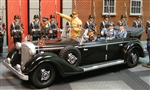 1938 Grand Mercedes 770K Ceremonial Parade Limousine with Four Figures