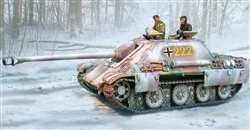 German Late Version Sd. Kfz. 173 Jagdpanther Tank Destroyer - Winter Camouflage