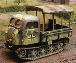 German Steyr RSO/01 Crawling Tractor - Normandy, 1944