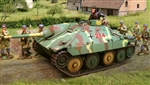 German Sd. Kfz. 138/2 Jagdpanzer 38(t) Hetzer Light Tank Destroyer - Normandy, 1944