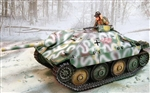 German Sd. Kfz. 138/2 Jagdpanzer 38(t) Hetzer Light Tank Destroyer - Winter 1944