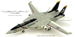 US Navy Grumman F-14A Tomcat Fleet Defense Fighter - AJ203, VF-84 Jolly Rogers, USS Nimitz (CV-68), 1978