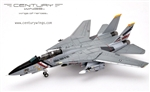 US Navy Grumman F-14D Tomcat Fleet Defense Fighter - VF-2 Bounty Hunters, Last Tomcat Cruise, USS Constellation (CV-64), 2003