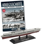 German Kriegsmarine Graf Zeppelin Class Aircraft Carrier - DKM Graf Zeppelin