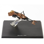 Star Wars Imperial Speeder Bike [With Collector Magazine]