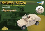 Special Edition US HMMWV M1026 Humvee Armament Carrier - 1-6 Infantry, 1st Armored Division, Baghdad, 2003