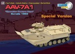 Special Edition USMC AAV-7A1 Amphibious Assault Vehicle - Unified Task Force (UNITAF), Somalia, 1993