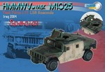 Special Edition US HMMWV M1025 with Armor Survivability Kit, LSA Anaconda 2004 - Operation Iraqi Freedom