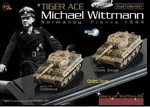 Limited Edition German Sd. Kfz. 181 PzKpfw VI Tiger I Ausf. E Heavy Tanks - schwere SS Panzer Abteilung 101, France, 1944 Wittmanns Glory