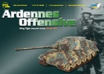 Limited Edition German Sd. Kfz. 182 PzKpfw VI King Tiger Ausf. B Heavy Tank - schwere Panzer Abteilung 501, Ardennes Offensive, 1944