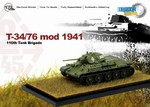 Limited Edition Soviet T-34/76 Medium Tank - 116th Tank Brigade, Autumn 1942