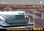 Limited Edition German PzKpfw VIII Maus Super Heavy Tank - Experimenting with the Maus, Kummersdorf, Germany, Summer 1944
