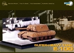 Limited Edition German PzKpfw VIII E-100 Super Heavy Tank - A 100-Ton Roll Out