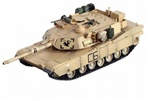 Operation Iraqi Freedom Assault Vehicle Collection - M1 Abrams Main Battle Tank - 4th Infantry Division, Iraq, 2003