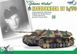 Dragon Hobby Expo 2005 Exclusive #1: Signed Johann Hubers Jagdpanzer IV L/70 Tank Destroyer - 7.Panzer-Division, Kurland, Latvia, October 1944