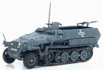 German Sd. Kfz. 251 Ausf. C Half-Track - 6.Panzer Division, Eastern Front, 1941