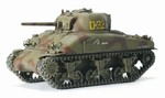 US M4A1 Sherman Medium Tank - Derby, 2nd Armored Division, Normandy, 1944