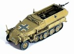 German Sd. Kfz. 251/2 Ausf. C Half-Track - Rivetted Version, Eastern Front, 1942
