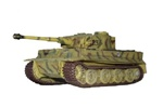 Limited Edition German Late Production Sd. Kfz. 181 PzKpfw VI Tiger I Ausf. E Heavy Tank - Alfred Kurzmaul, #423, 2/schwere Panzer Abteilung 503, Eastern Front, 1943-44