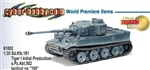 Limited Edition German PzKpfw VI Tiger I Tank - schwere Panzer Abteilung 502, Tactical Identification No. 100