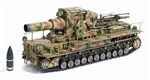German Morser Karl Super Heavy Self-Propelled Mortar - 54cm Loki 2. Batterie, schwere Artillerie Abteilung 833 [Combat Mode]