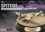 Limited Edition RAF Spitfire Mk. Vb Tropical Fighter - Squadron Leader Plagis, 64th Squadron, RAF Volunteer Reserve