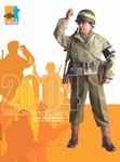 2004 Dragon 12-Inch Soldier Catalog - 24 Pages