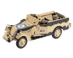 New Zealand M3A1 Scout Car - 27th Battery, 5th Field Regiment, New Zealand Artillery, Enfidaville, Tunisia, 1943