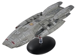 Battlestar Galactica Space Battleship - 2004 Series [With Collector Magazine]