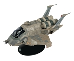 Battlestar Galactica - Modern Raptor [With Collector Magazine]