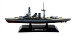 Imperial Japanese Navy Battleship Mutsu [With Collector Magazine]