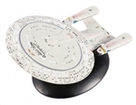 Star Trek Federation Galaxy Class Starship - USS Enterprise NCC-1701-D [With Collector Magazine]