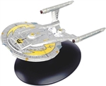 Star Trek Terran Empire NX Class Starship - Mirror Universe ISS Enterprise NX-01 [With Collector Magazine]