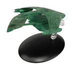 Star Trek Romulan DDeridex Class Warbird [With Collector Magazine]