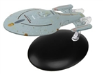 Star Trek Federation Intrepid Class Starship - USS Voyager NCC-74656 [With Collector Magazine]