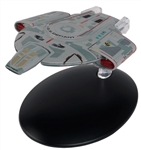 Star Trek Terran Empire Defiant Class Starship - Mirror Universe ISS Defiant NX-74205 [With Collector Magazine]
