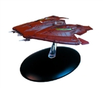 Star Trek Nausicaan Fighter [With Collector Magazine]