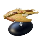 Star Trek Cardassian Hideki Class Attack Fighter [With Collector Magazine]