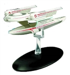 Star Trek Federation Oberth Class Starship - USS Grissom NCC-638 [With Collector Magazine]