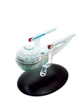 Star Trek Federation Olympic Class Hospital Ship - USS Pasteur NCC-58525 [With Collector Magazine]