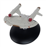 Star Trek Federation Intrepid Class Starship - USS Intrepid NCC-74600 [With Collector Magazine]