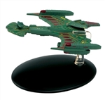 Star Trek Klingon Negh'Var Class Warship - IKS NeghVar [With Collector Magazine]