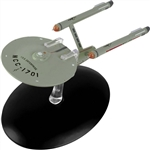 Star Trek Terran Empire Constitution Class Battle Cruiser - Mirror Universe ISS Enterprise NCC-1701 [With Collector Magazine]