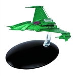 Star Trek Klingon Augments Ship [With Collector Magazine]