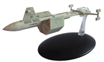 Star Trek Federation DY-100 Class Sleeper Ship - SS Botany Bay [With Collector Magazine]
