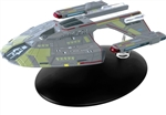 Star Trek Federation Norway Class Star Ship - USS Budapest NCC-64923 [With Collector Magazine]